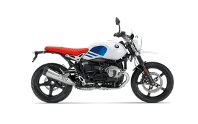 Rent BMW R nine T Urban in Italy