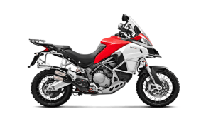 Rent Ducati Multistrada 1260 in Italy