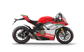 Rent Ducati Panigale V4 S in Italy