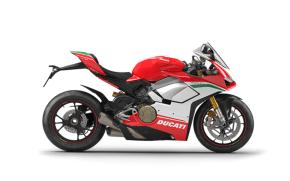 Noleggiare Ducati Panigale V4 S in Italia