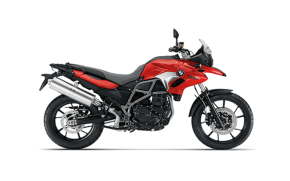 Rent BMW G310GS in Italy