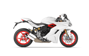 Rent Ducati Supersport in Italy