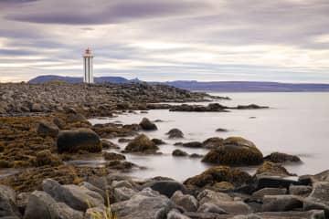 Kópasker lighthouse