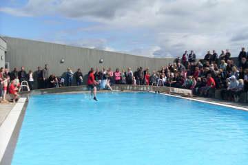 Brautarholt Swimming pool