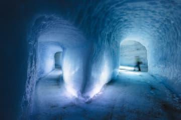 Into the glacier ehf.