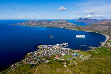 Grundarfjordur Snaefellsnes peninsula