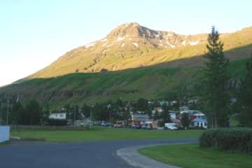 Tjaldsvæði Seyðisfjarðar