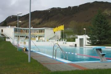 Sundlaugin Hveragerði