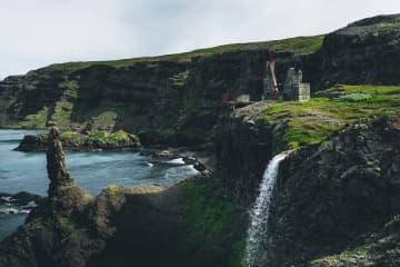 Stapavík við Héraðsflóa