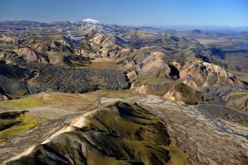 The Fjallabak Nature Reserve