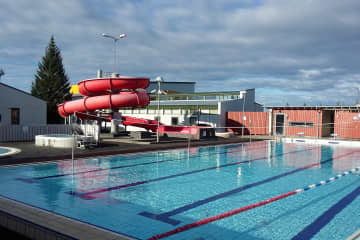 Hvolsvöllur Swimming Pool