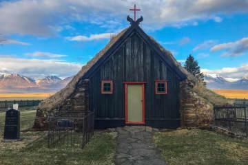 Víðimýri Church