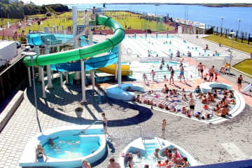 Borgarnes swimming pool