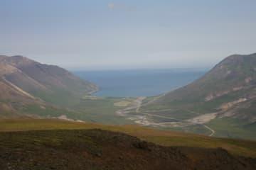 Njarðvíkurskriður og Naddi