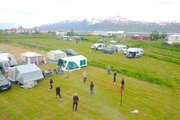 Hauganes Camping Area
