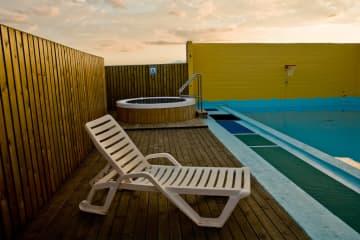 Svalbarðseyri Swimming pool