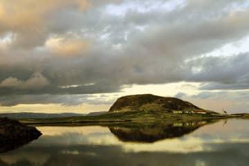 Helgafell á Snæfellsnesi