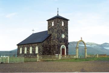 Þingeyrakirkja church