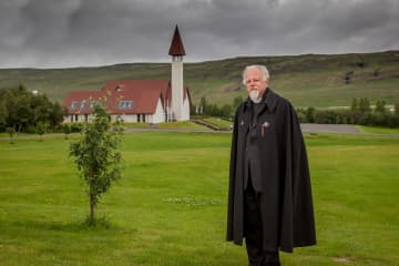 Borgarfjordur West Iceland