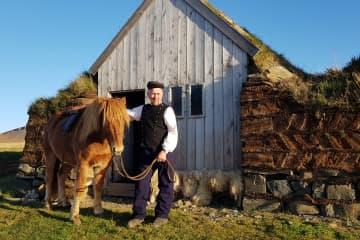 Icelandic Horse Farm Lýtingsstaðir