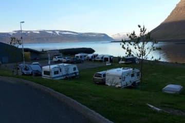 Bíldudalur Camping Ground