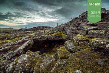Eldvorp - Remnants of ancent settlement