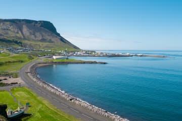 Ólafsvík á Snæfellsnesi