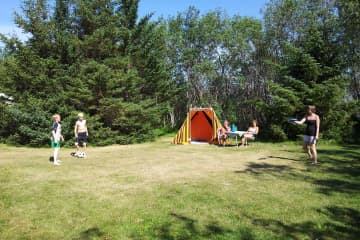 Varmahlíð Camping Ground