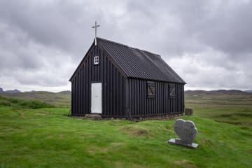 Krýsuvík Church