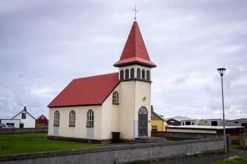 The Old Church in Grindavík