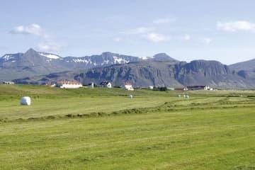 Hvanneyri í Borgarfirði