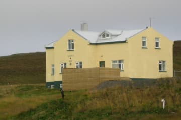 Gistiheimilið Básar