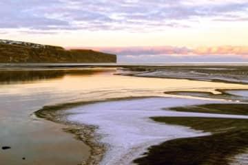 Fjallahöfn Beach