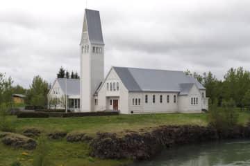 Selfosskirkja - church