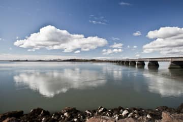 Borgarfjardarbrú bridge