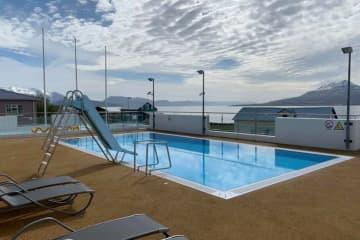 Hrísey Swimming pool