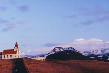 Ingjaldshóll á Snæfellsnesi