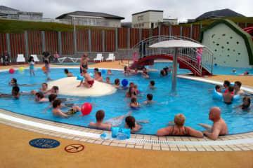 Vestmannaeyjar Swimmingpool