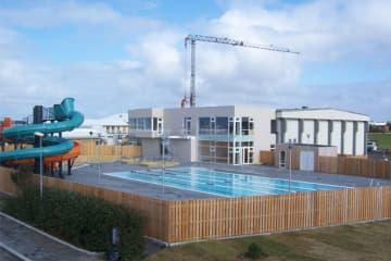 Sandgerði Swimming pool