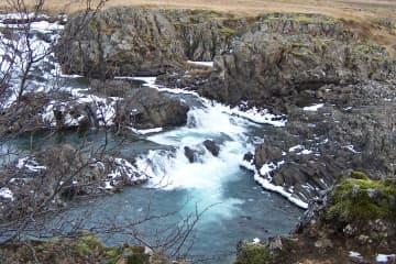 Glanni í Borgarfirði