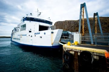 The Ferry Baldur