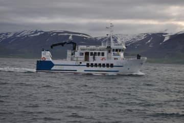 Hrísey Ferry Sævar