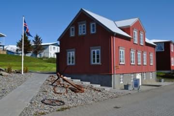 The House of Shark-Jörundur