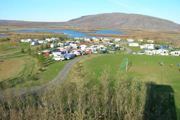 Ulfljótsvatn Scout Centre