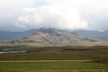 Drápuhlíðarfjall á Snæfellsnesi