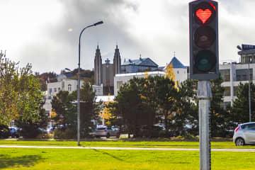 Hearts of Akureyri