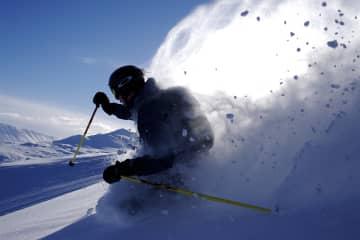 Hlíðarfjall Ski Area