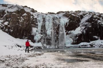 Foss í Fossfirði
