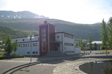 Sundhöllin Seyðisfirði