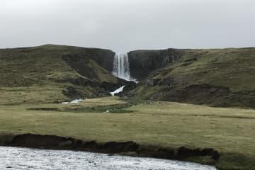 Svöðufoss á Snæfellsnesi